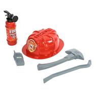 Игровой набор пожарного, фото 1