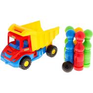 Грузовик с кеглями Multi truck, фото 1