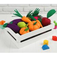"""Игровой набор """"Овощи в ящике"""", фото 1"""