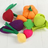 """Игровой набор """"Овощи"""", 7 элементов, фото 1"""