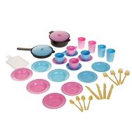 Игра «Детский кухонный набор в рюкзаке», 38 предметов, фото 1