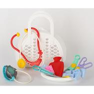Игровой набор «Доктор №3», 16 предметов, в сумке, фото 1