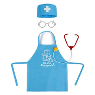 Игровой набор «Доктор» с фартуком и аксессуарами, фото 1