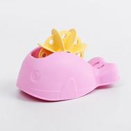 Игрушка для купания «Кит мягкий с вертушкой», МИКС, фото 1