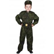 """Сюжетный костюм для детского сада """"Военный"""", фото 1"""