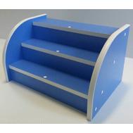 Подставка для поделок ФАНТАЗИЯ 45*26*30см синяя, фото 1