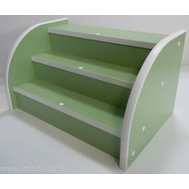 Подставка для поделок ФАНТАЗИЯ 45*26*30см зеленая, фото 1