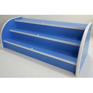 Подставка для поделок ФАНТАЗИЯ 73*26*30см синяя, фото 1