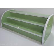 Подставка для поделок ФАНТАЗИЯ 73*26*30см зеленая, фото 1