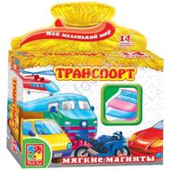 """Игра на магнитах """"ТРАНСПОРТ"""", фото 1"""