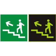 Направление к эвакуационному выходу по лестнице вверх, фото 1