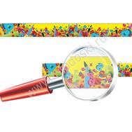 """Магнитная полоса для детских рисунков """"Буквы и цифры"""", фото 1"""