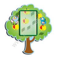 Декоративный элемент УЮТНЫЙ ДВОРИК (яблоня), фото 1