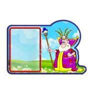 Декоративный стенд ВОВКА В ТРИДЕВЯТОМ ЦАРСТВЕ (царь), фото 1