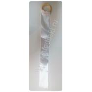 Ленточка на колечке для танцев, цв.белый, фото 1