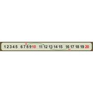 Лента цифр для школы, фото 1
