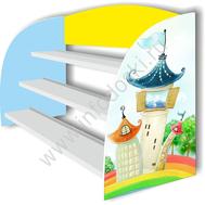 Подставка для поделок ВОЛШЕБНЫЙ ГОРОД, фото 1