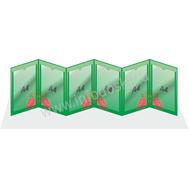 """Универсальная папка-передвижка для детского сада """"Малинка"""", фото 1"""