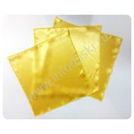 Платочек для танцев 30*30см, желтый, фото 1