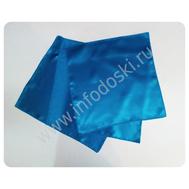 Платочек для танцев 30*30см, синий, фото 1