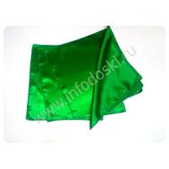 Платочек для танцев 30*30см, зеленый, фото 1