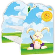 Подставка для детских поделок ЗАЙЧИК, фото 1