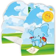 Подставка для детских поделок СЛОНИК, фото 1