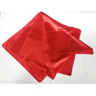 Платочек для танцев 30*30см, красный, фото 1