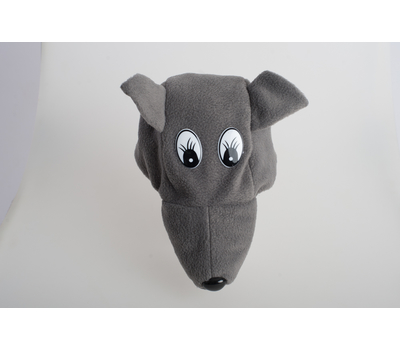 Волк (шапочка), фото 1