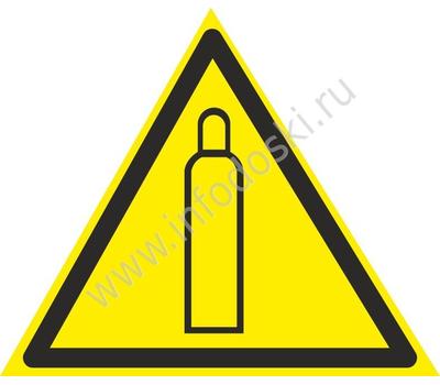 Газовый баллон, фото 1